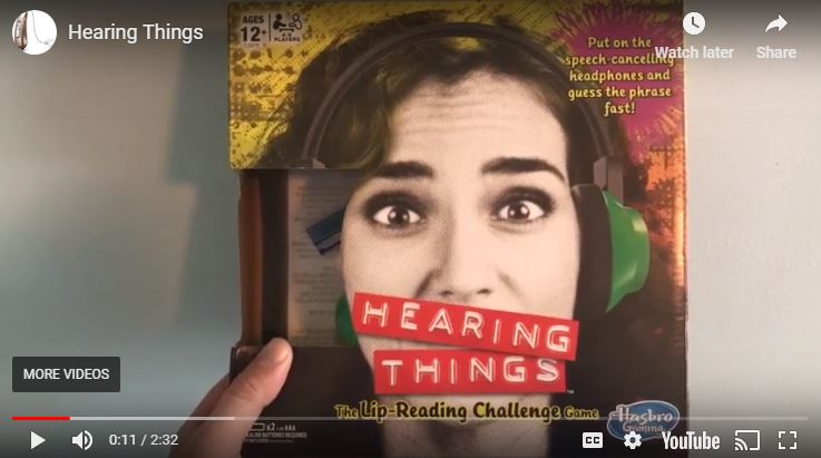 What is it like to have hearing loss?